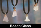 beach glass btncap
